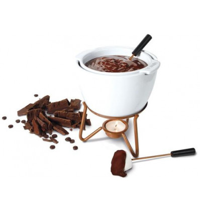 CHOCOLADEFONDUE BOSKA AU BAIN MARIE CHOCO FONDUE